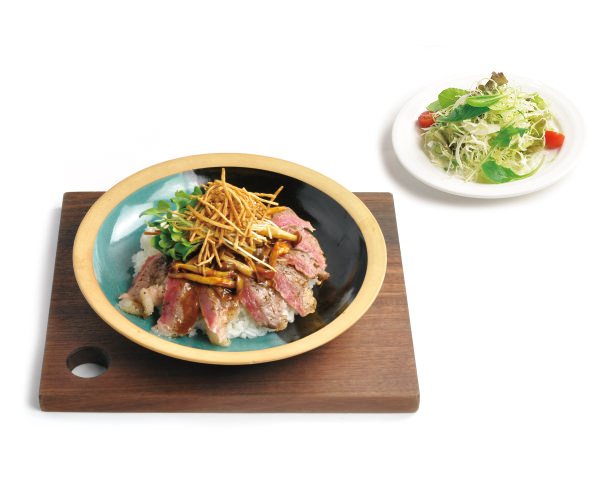 lunch-tottori-beef-stakedon