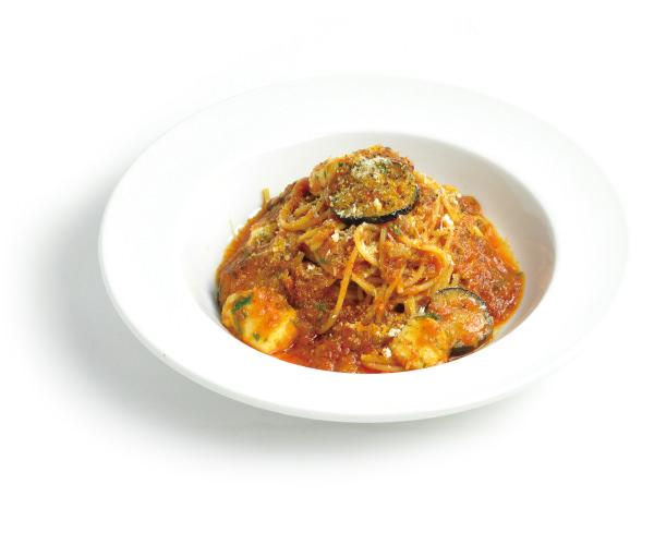 pasta-eggplant-tomato-sauce