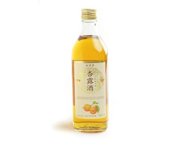 alcohol-apricot